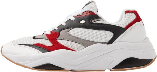 Maat British LaagWit Atom Heren Sneakers Knights 44 tsxhrQdCB