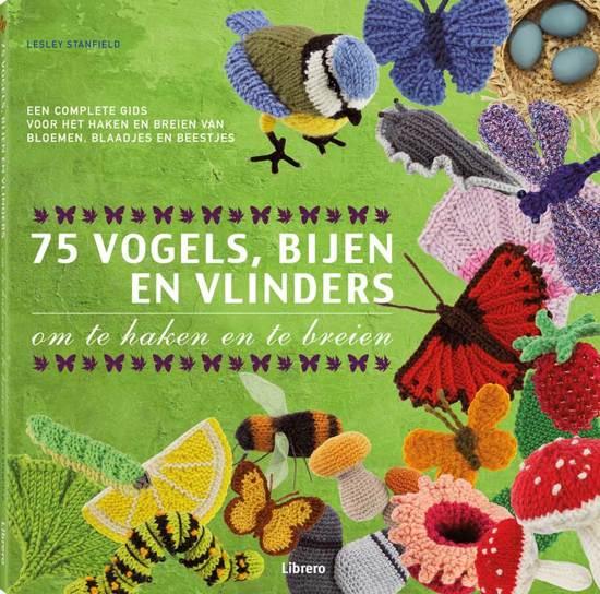 Bolcom 75 Vogels Bijen En Vlinders Lesley Stanfield