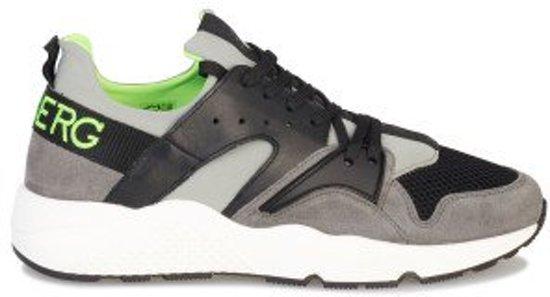 promo code 1d458 98ca4 Iceberg Sneaker Grey Comb Running Sneaker