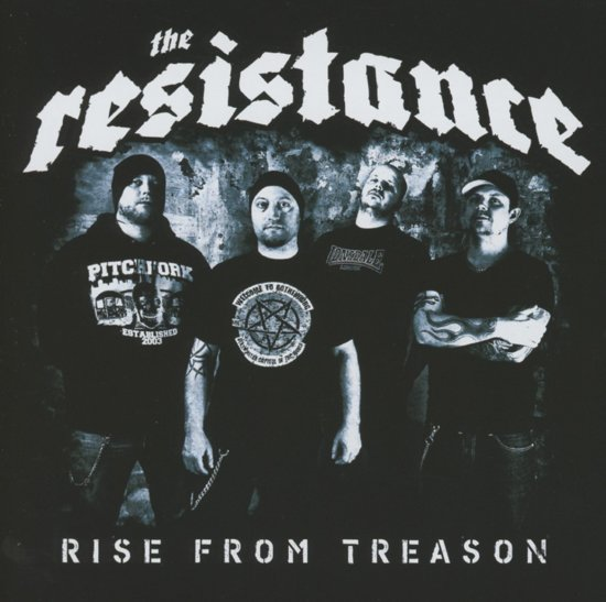 Rise From Treason -Ep-