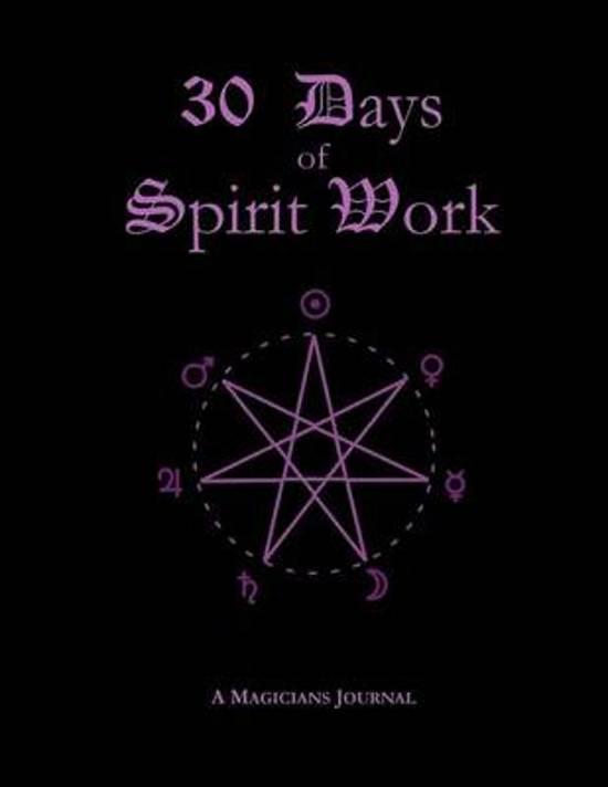 30 Days of Spirit Work