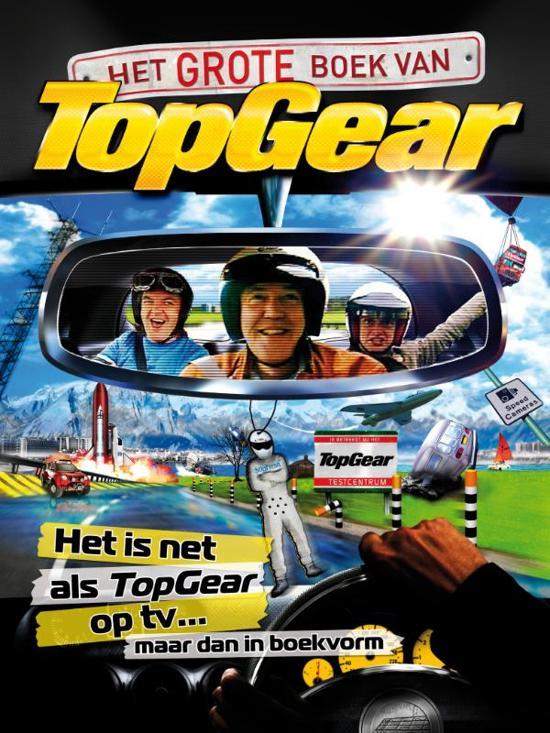 Het Grote boek van Top Gear