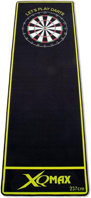 XQ-Max Dartmat Groen 80 x 237 cm