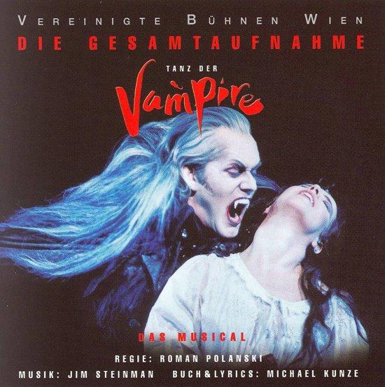 Tanz Der Vampire Backstage