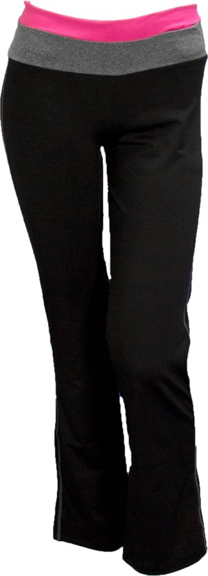 Rucanor Rea - Hardloopbroek - Vrouwen - XL - zwart combi