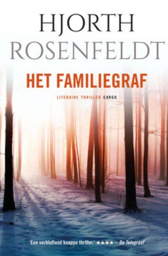 Boekomslag voor Het familiegraf