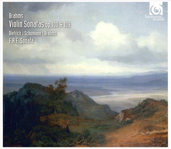 Violin Sonatas No.2 Op.100
