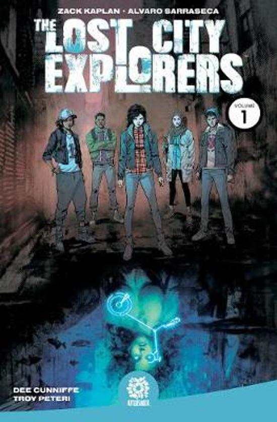 The Lost City Explorers, Vol 1