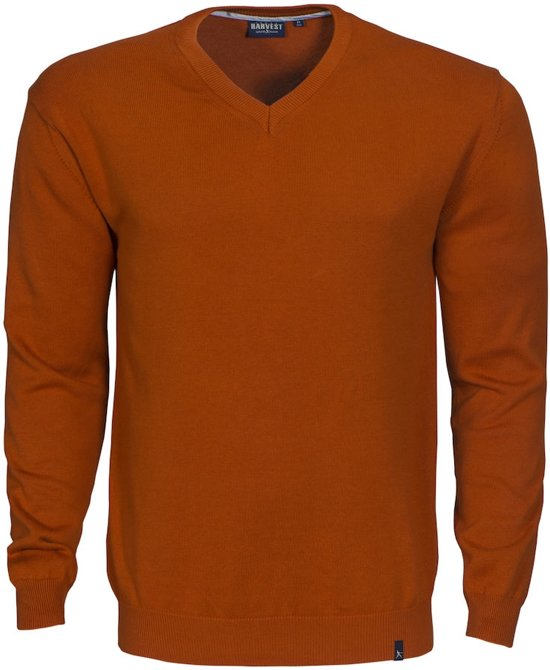 Burnt L Nottingmoon Nottingmoon Pullover Orange thdxrQsC