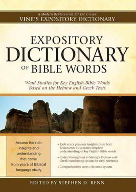 the meaning of expository