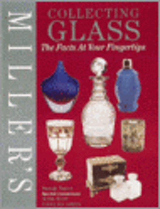 Boek cover Millers Collecting Glass van Sarah Yates (Hardcover)