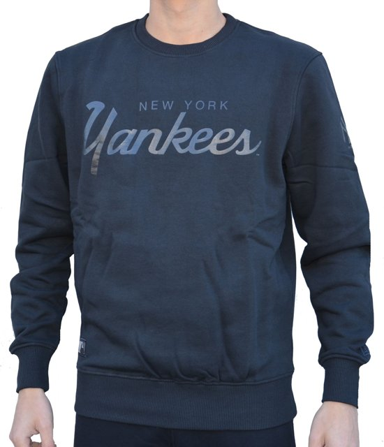 York Crew S Yankees Vest Era Apparel HerenBlack Mlb Team New Maat Neck A5j43RL