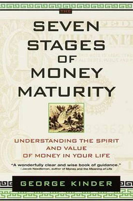 bol.com | The Seven Stages of Money Maturity, George