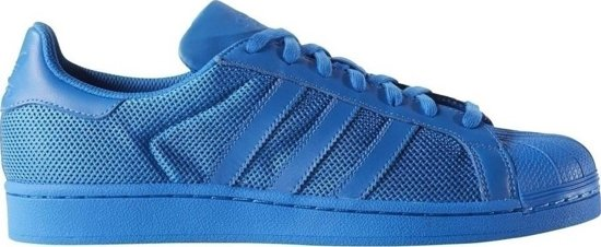 56f381614b5 bol.com   Adidas Sneakers Originals Superstar Heren Blauw Maat 40 2/3