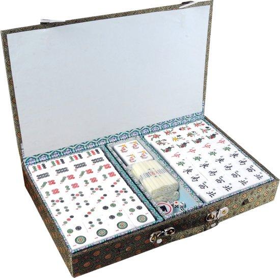 Afbeelding van het spel Longfield Games Mah Jong Urea - Kunststof