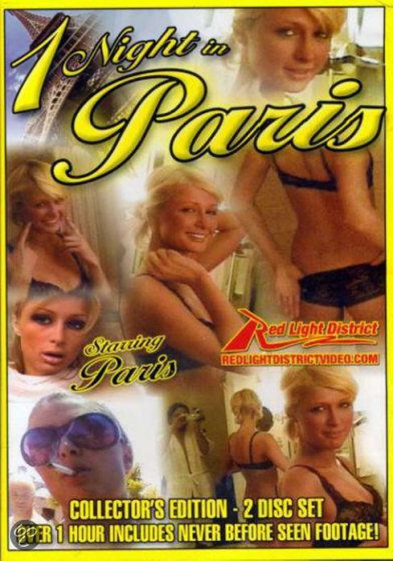 Paris Hilton porno dvd