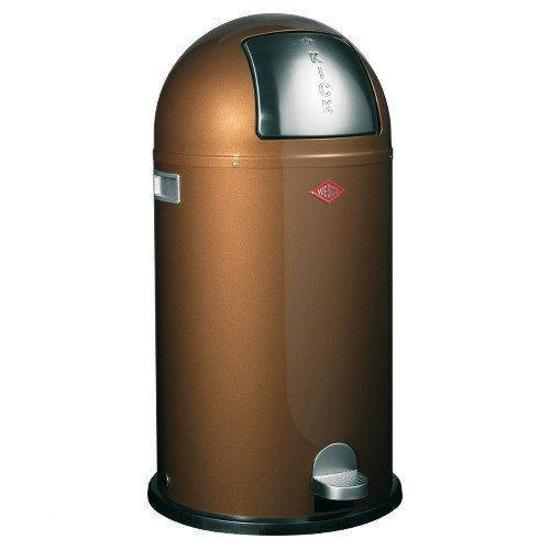 Wesco Liftmaster Rood 40 Liter.Wesco Kickboy Pedaalemmer 40 L Chocolate Brown