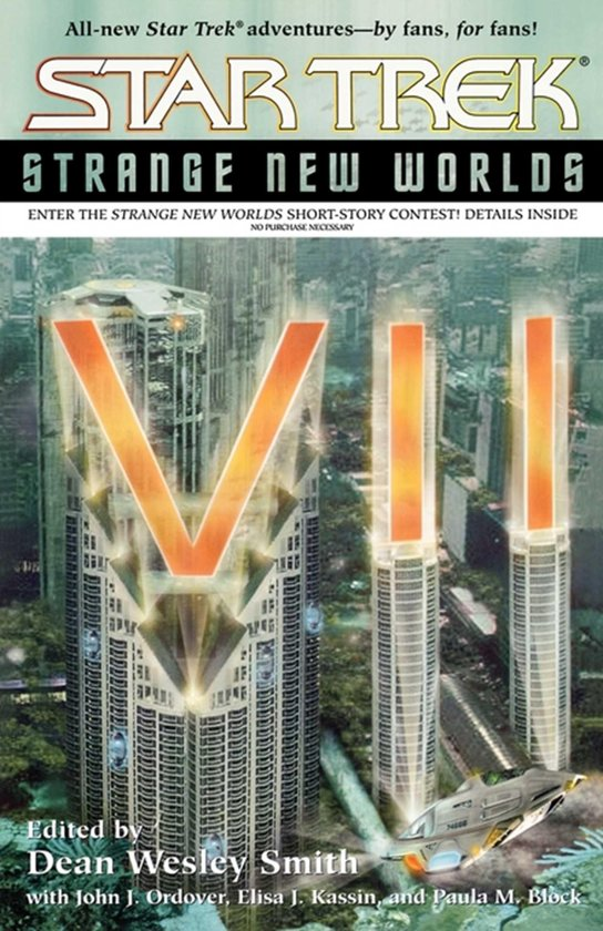 Bol Star Trek Strange New Worlds Vii Ebook Block