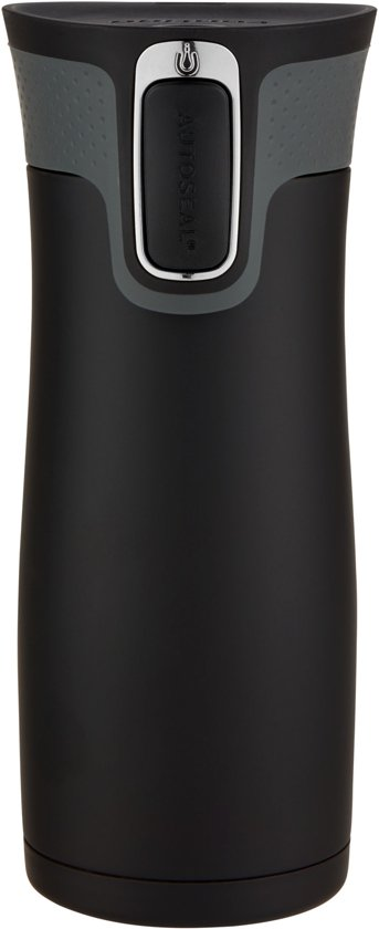 Contigo Westloop drinkfles - Matte black - 470ml