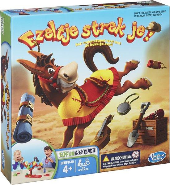 Ezeltje Strekje - Kinderspel