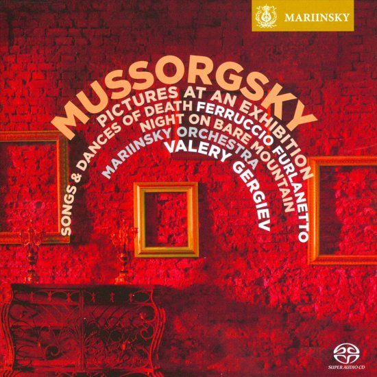 Mussorgsky / Pictures At An Exhibit