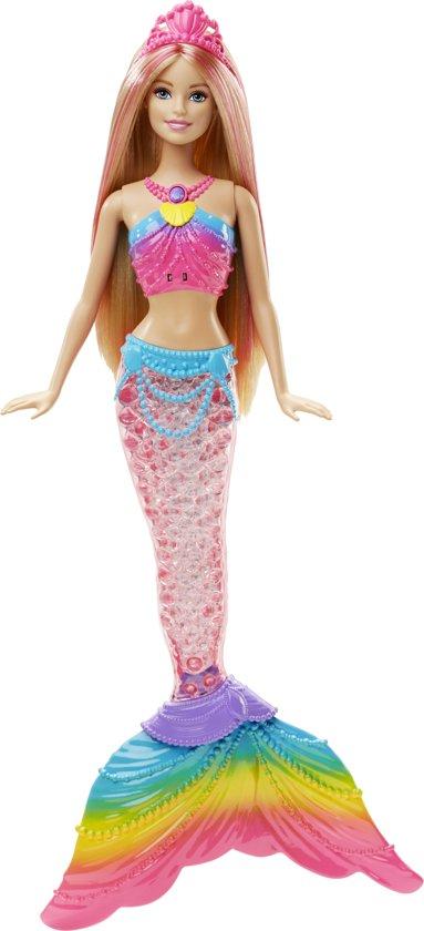 Barbie Regenboog Zeemeermin - Barbiepop