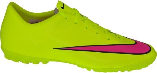 | Nike Mercurial Victory V TF geel turf