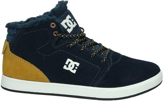 DC Shoes - Crisis High Wnt - Skate hoog - Jongens - Maat 37 - Blauw