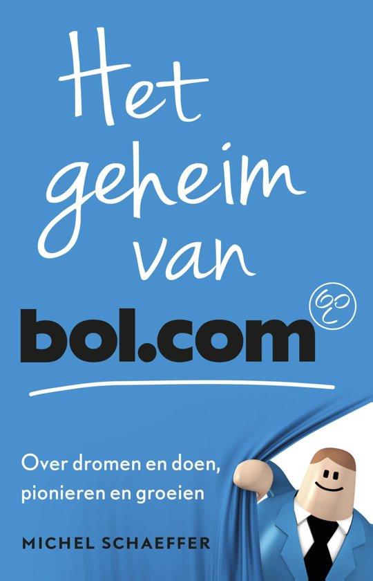 Boek cover Het geheim van bol.com van Michel Schaeffer (Onbekend)