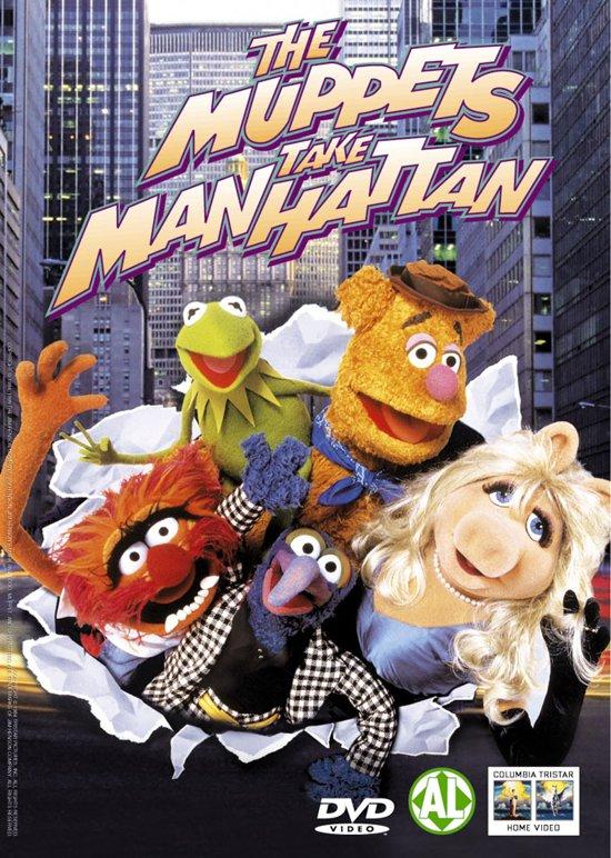 Muppets Take Manhattan - DVD