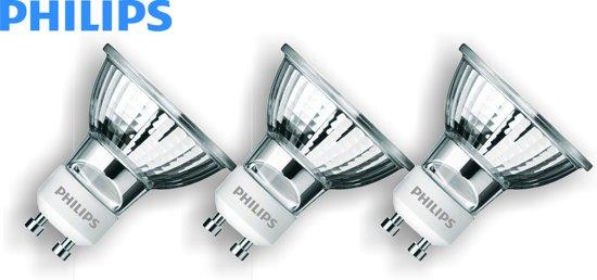 Verrassend bol.com | halogeenlamp GU10 35W 270Lm reflector 3 stuks MD-86
