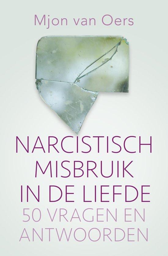 Boek cover Narcistisch misbruik in de liefde van Mjon van Oers (Onbekend)