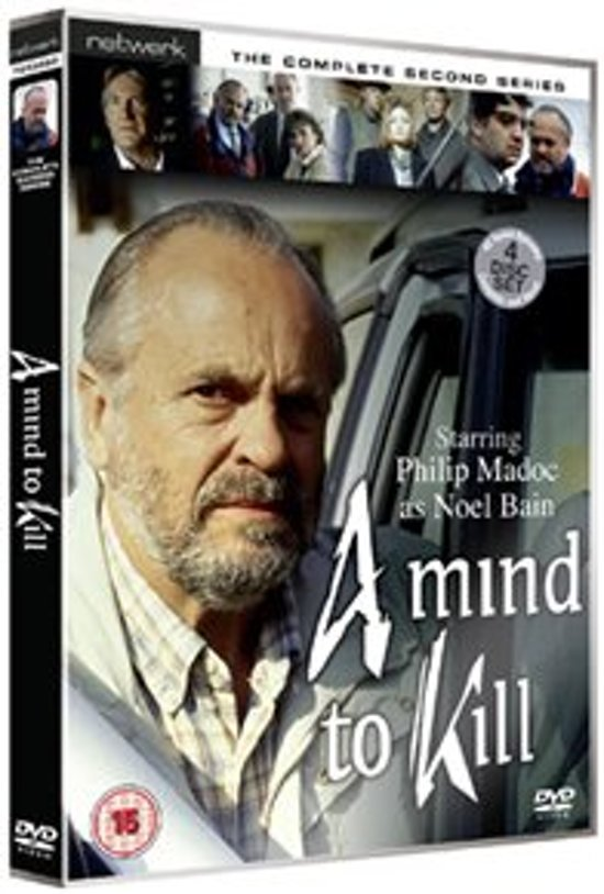 bol.com | A Mind To Kill: The Complete Second Series, Tv Series