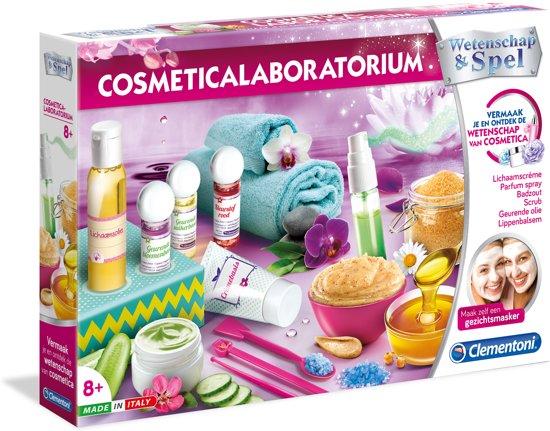 Afbeelding van Cosmetica lab Clementoni speelgoed