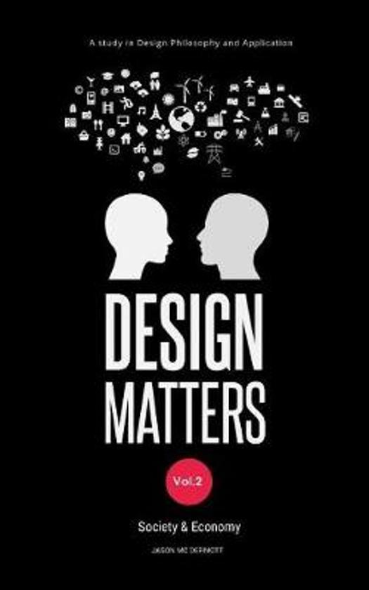 DESIGN MATTERS Vol.2 Society & Economy