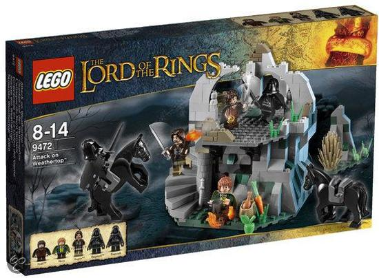 LEGO Lord of the Rings Aanval op Weathertop - 9472