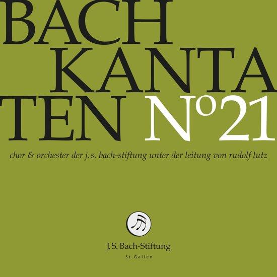 Bach Kantaten No 21