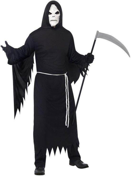 Halloween Kostuum Magere Hein.Bol Com Halloween Kostuum Magere Hein Met Masker Voor