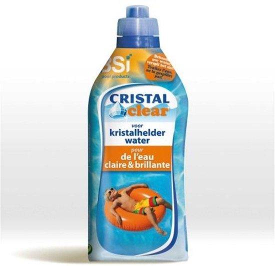 Cristal Clear zwembad - 1 liter - set van 2 stuks