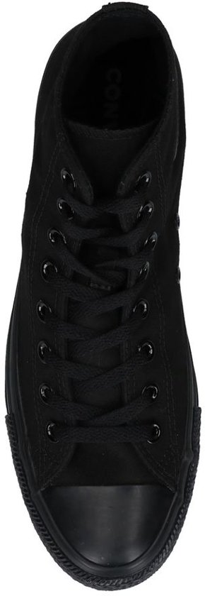 Black Chuck Monochrome Sneakers Taylor All Star Converse Unisex 46 Maat AYx7qOnw