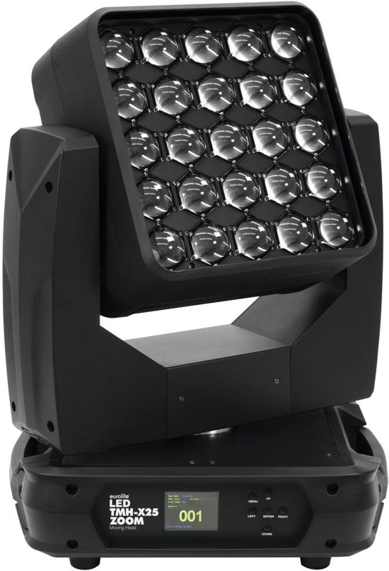 EUROLITE LED TMH-X25 Zoom movinghead
