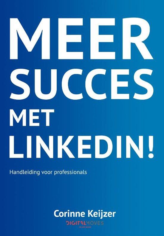 Afbeelding van Meer succes met LinkedIn!