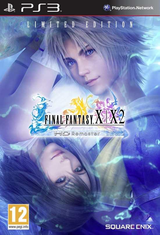 Final Fantasy X + X-2 HD Remaster - Limited Edition kopen