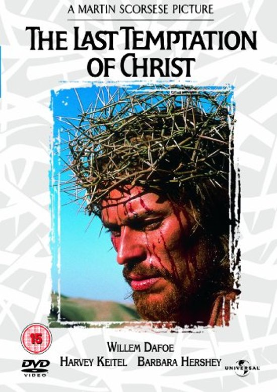 Cover van de film 'The Last Temptation Of Christ'
