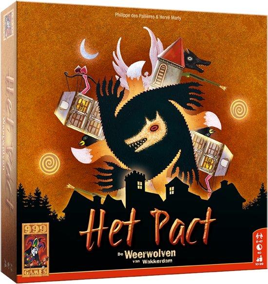 Afbeelding van het spel De Weerwolven van Wakkerdam: Het Pact Bordspel