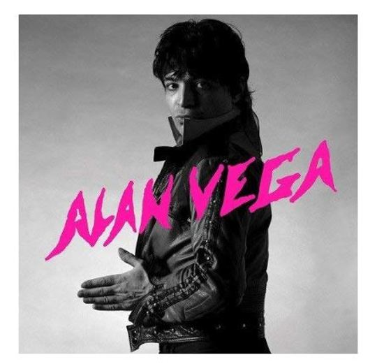 Alan Vega (White Marbled With Black Vinyl)