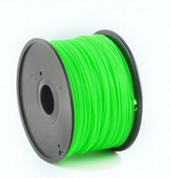Gembird3 3DP-ABS1.75-01-G - Filament ABS, 1.75 mm, groen