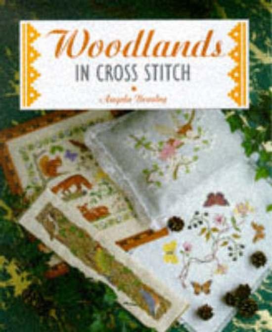 Woodlands in Cross Stitch