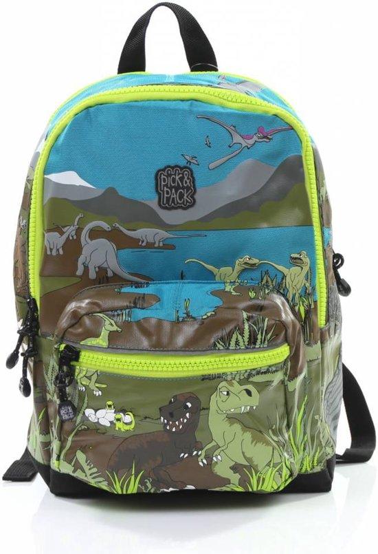 5063827fe68 Pick & Pack Dino Tablet Rugzak Multicolor – Handbagagetrolley – Multicolor