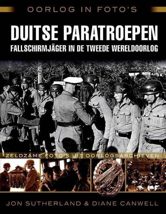 Oorlog in foto's - Duitse paratroepen
